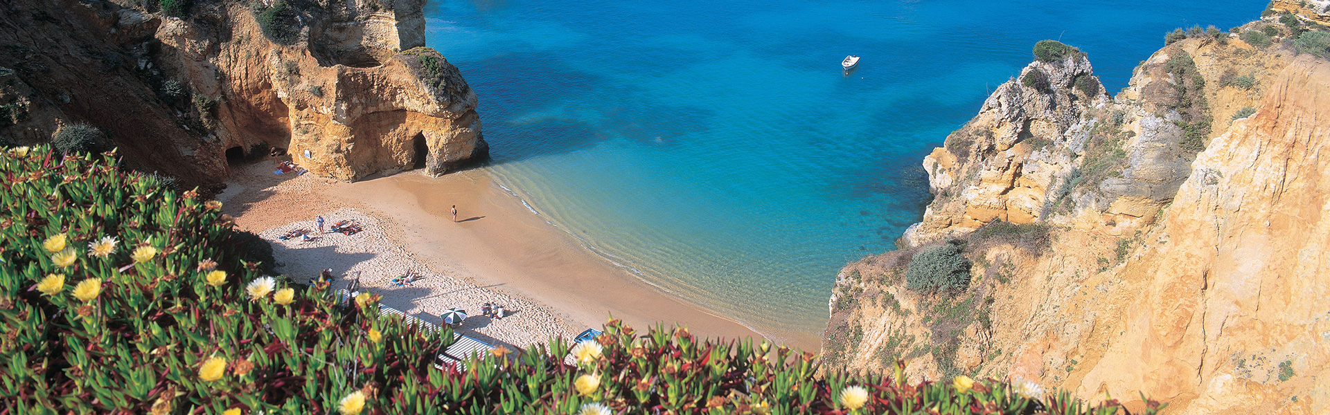 Holiday Lastminute Algarve Badebucht